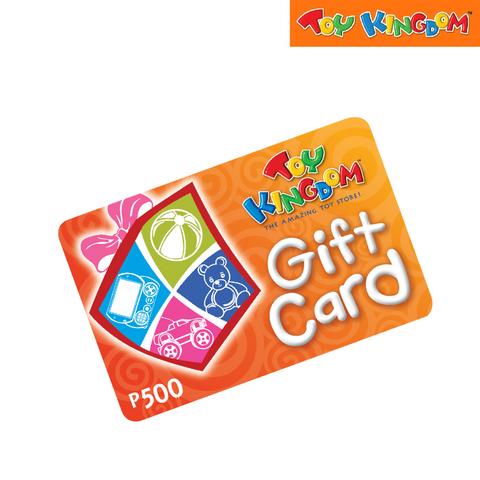 P500 TK ELECTRONIC GIFT CARD