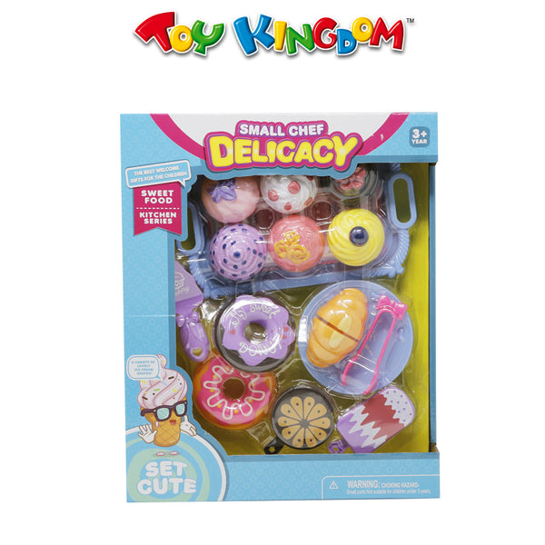 Small Chef Pastry Playset for Kids