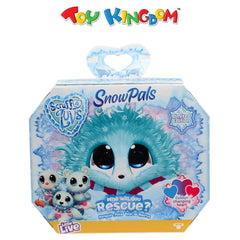 Scruff-a-Luvs Limited Edition Snow Pals Playset for Girls