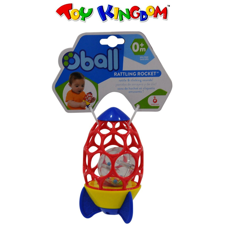 Oball Rattling Rocket Baby and Toodler Toys
