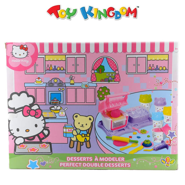 Hello Kitty Perfect Double Desserts Toy