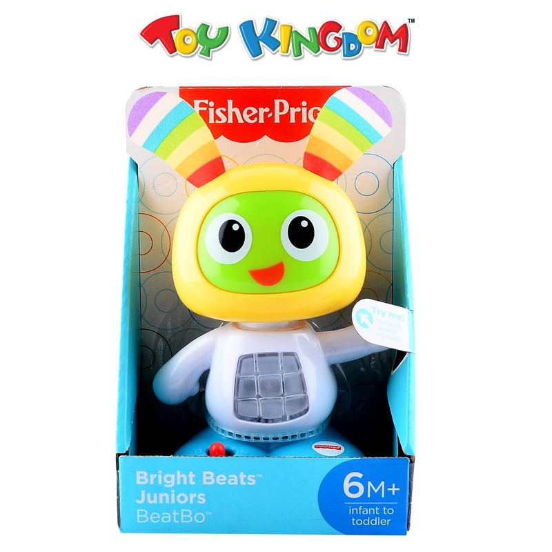 Fisher-Price Bright Beats Junior BeatBo Toddler Toy