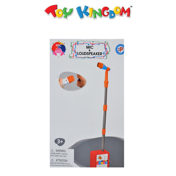 Mic and Loudspeaker Toy for Kids