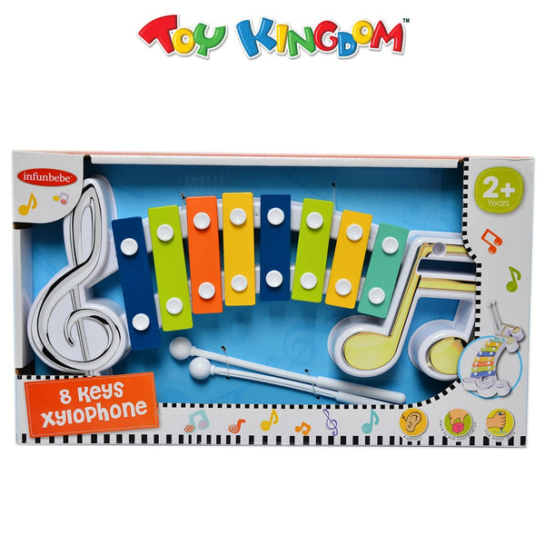 8 Keys Xylophone Musical Toy for Kids