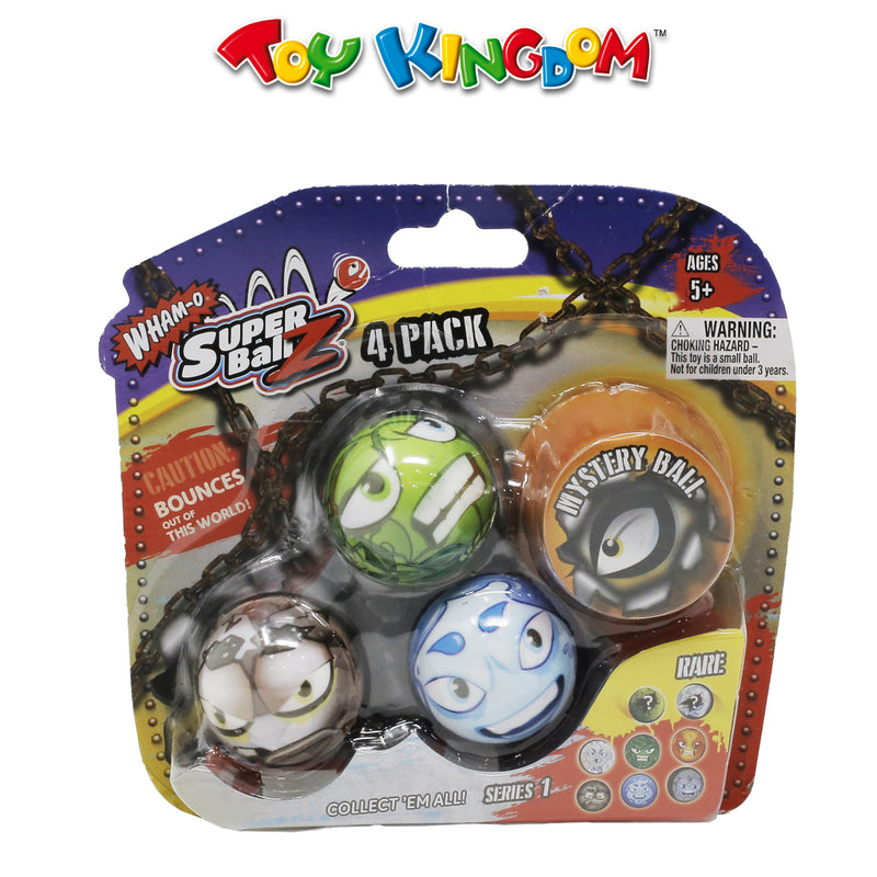 Superball Z 4 Pack Series 1 Blindbag for Kids