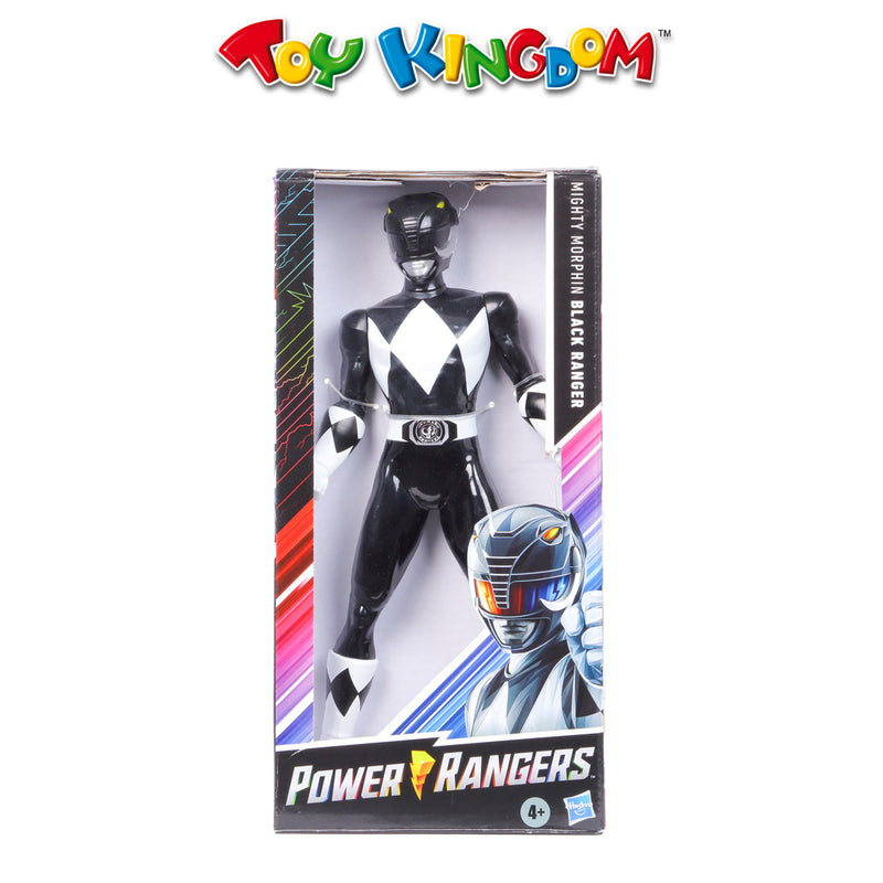 Power Ranger Mighty Morphin Black Ranger Action Figure for Boys