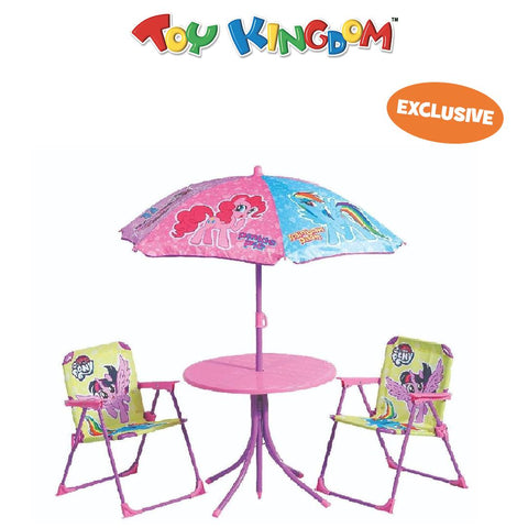 My Little Pony Patio Set for Kids