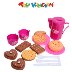 High Tea Afternoon Tea Time Playset for Girls
