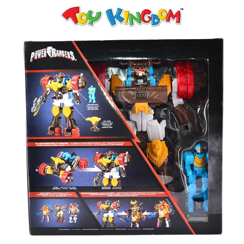 Saban's Power Rangers Bullrider Megazord Figure for Boys