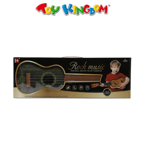 Rock Music Guitar Green for Kids