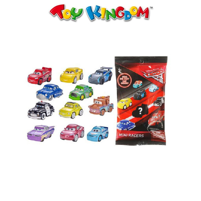 Cars 3 Micro Racer Singles Blind Bag for Boys