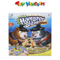 Hamster Slam Magnetic Game for Kids