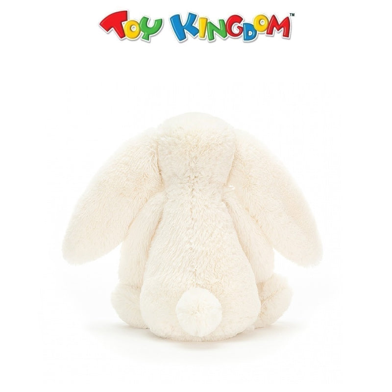 "Jellycat 7"" Bashful Bunny Plush (Cream)"