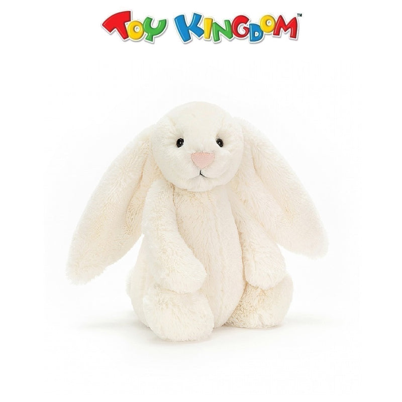 "Jellycat 12"" Bashful Bunny Plush (Cream)"
