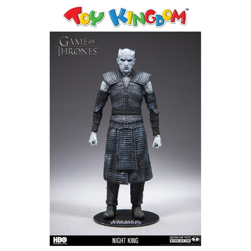 McFarlane Game of Thrones 6-inch Night King Action Figure