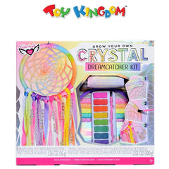 Fashion Angels Grow Your Own Crystal Dreamcatcher Kit for Girls