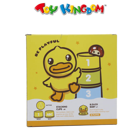 B. Duck Baby Stacking & Nesting Cups for Toddlers