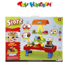 Store Role Play Set Supermarket for Kids