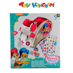 Shimmer & Shine Super Sticker Machine for Kids