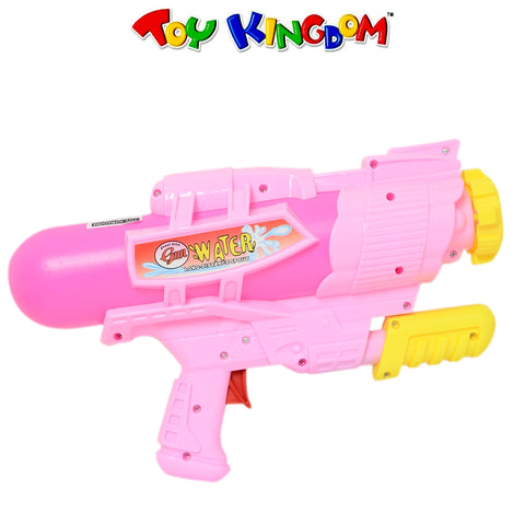 Pink Power Blow Water Gun Water Blaster Toy for Kids
