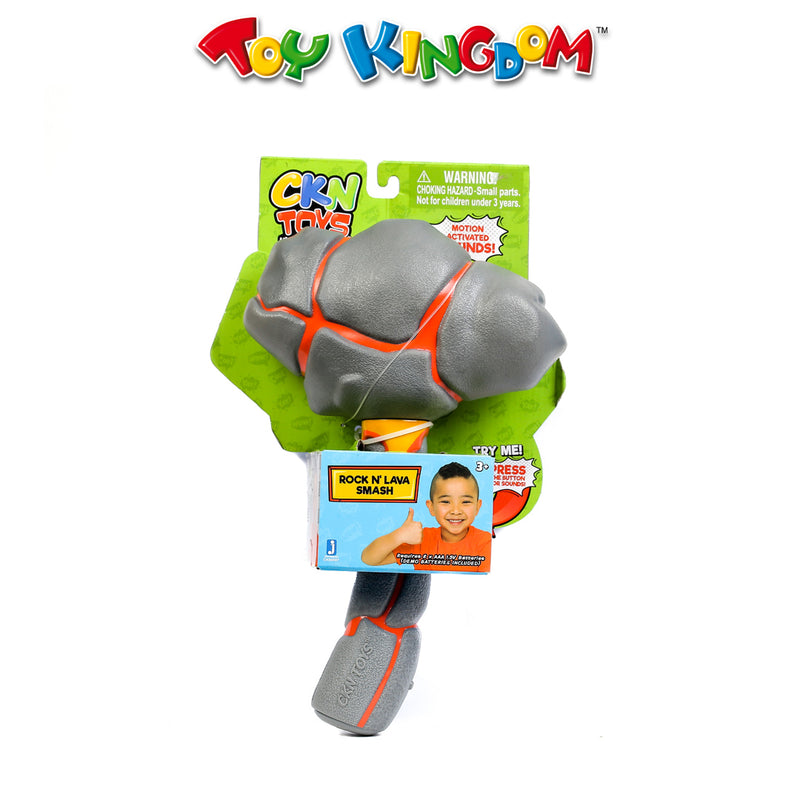 CKN Toys Rock N' Lava Smash Toy for Kids