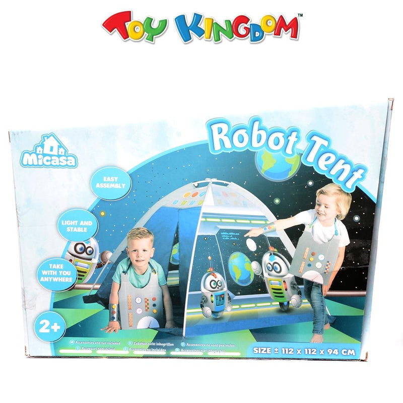 Micasa Robot Play Tent For Kids