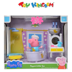 Peppa Pig Peppa's Little Spa Playset for Kids