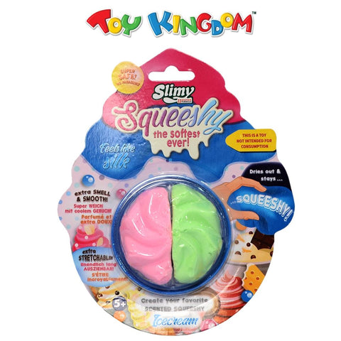 Slimy Squeeshy Ice Cream for Kids