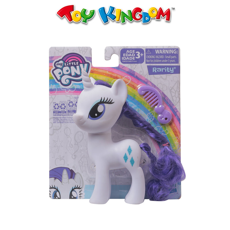 My Little Pony 6-inch Rarity Toy for Girls