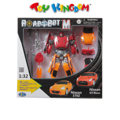 Roadbot Car Playset for Boys