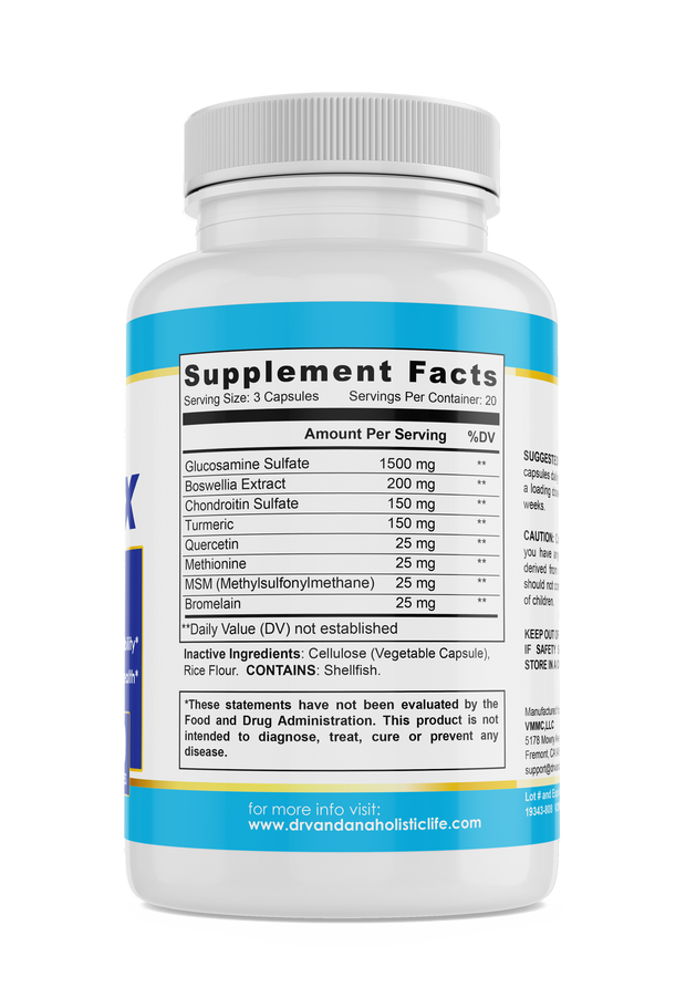 [Essential Dietary Supplements For Men & Women Online]-DR.VANADA'S Holistic Life