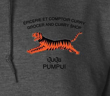 Load image into Gallery viewer, Tiger Hoodie Grey Online Exclusive