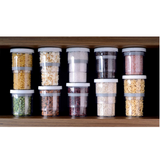 Adjustable Food Storage Container (6 in 1 pack) - household-ideals