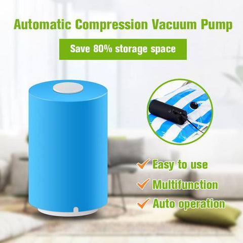 Instant Compact Vacuum Pump - household-ideals