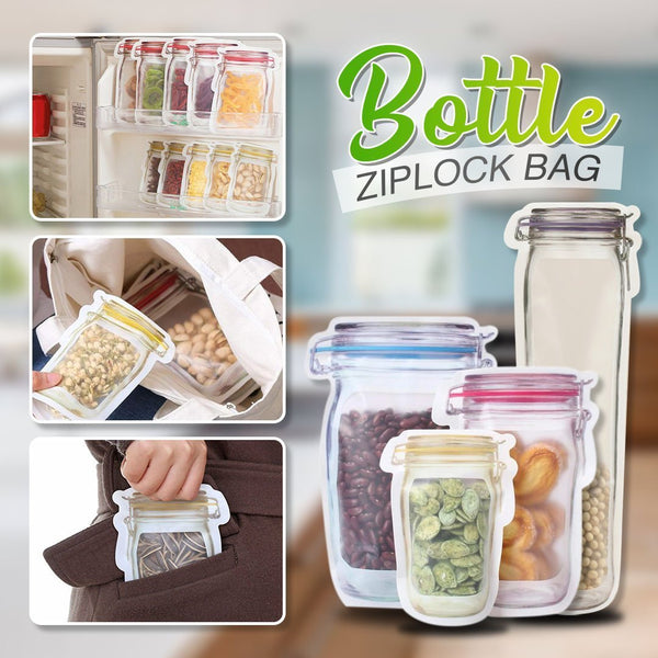 Reusable Food Bag - household-ideals