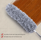 Extendable Cleaning Soft Duster - household-ideals