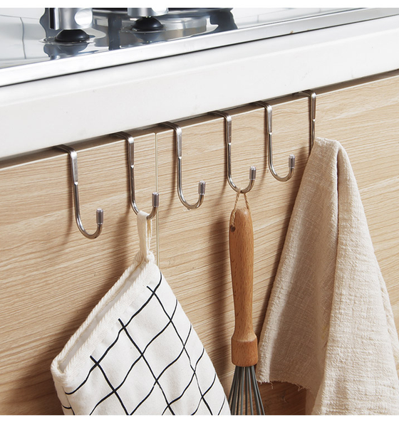 Multifunctional S-shaped Kitchen Hook Hanger - household-ideals