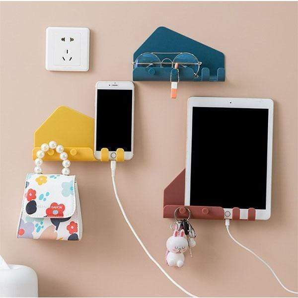 Wall Charging Finishing Hook Bracket - household-ideals