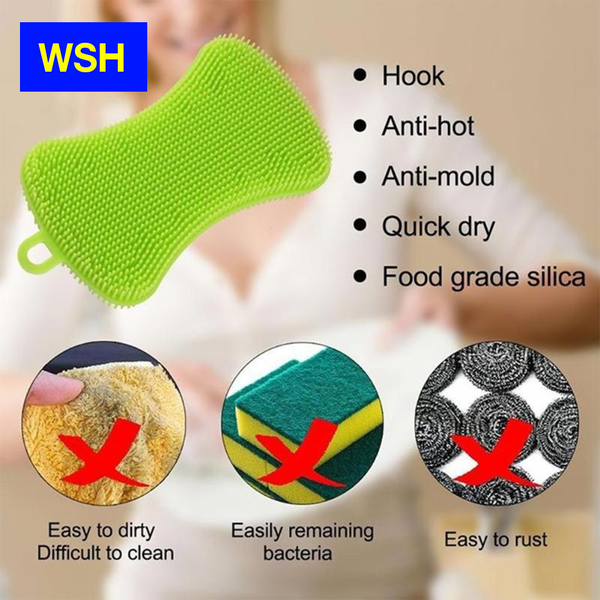WASHI™ ALL IN ONE Sponge Multi-tool [SET OF 4] - household-ideals