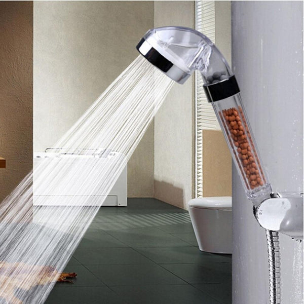 Water-saving Ionic Filtration Shower Head - household-ideals