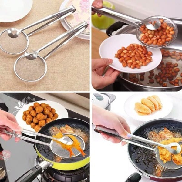 Multi-functional Food Tongs - household-ideals