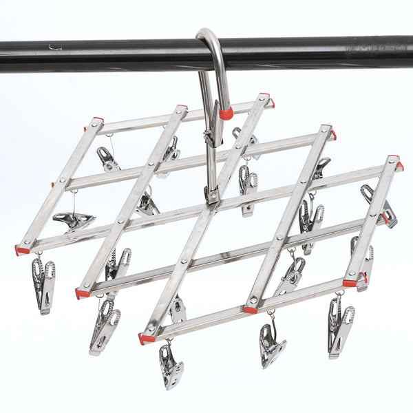 Multi-piece Laundry Hanger - household-ideals