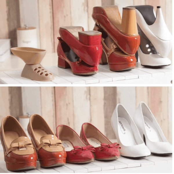 Creative Space-Saving Shoes Stretcher - household-ideals