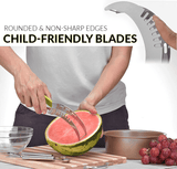 3-In-1 Watermelon Slicer - household-ideals