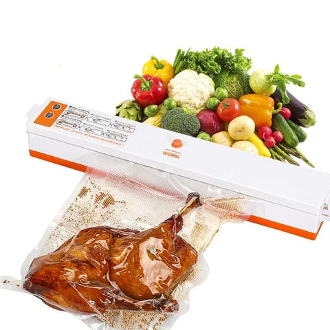 Vacuum Sealer Packaging Machine (15 sealer bag free) - household-ideals