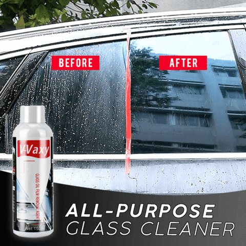 All-Purpose Glass Cleaner - household-ideals