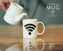 Load and play video in Gallery viewer, Ceramic Heat Mug - Wifi
