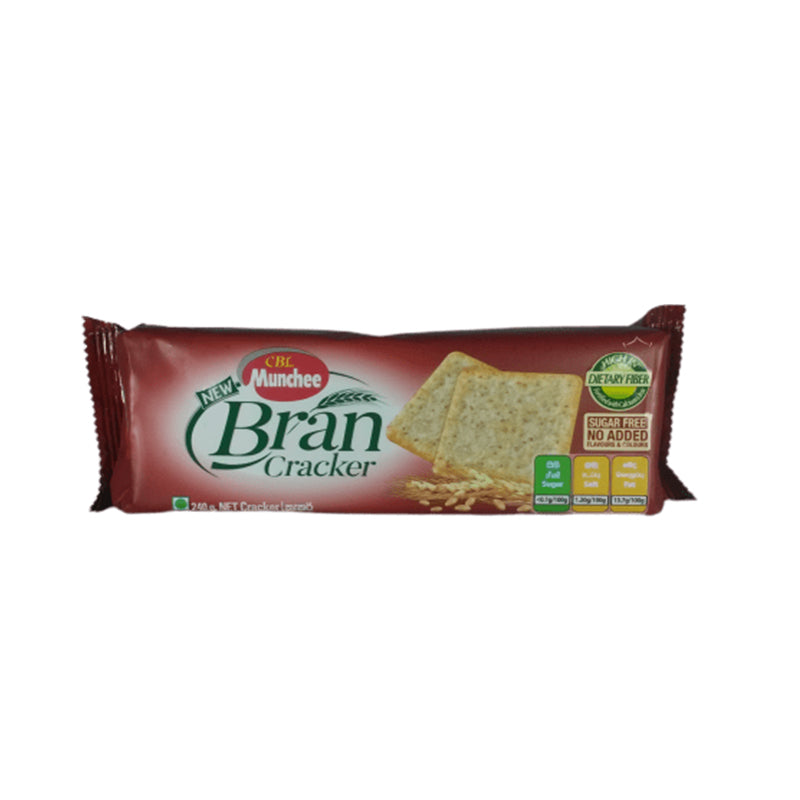Munchee Bran Cracker 240g