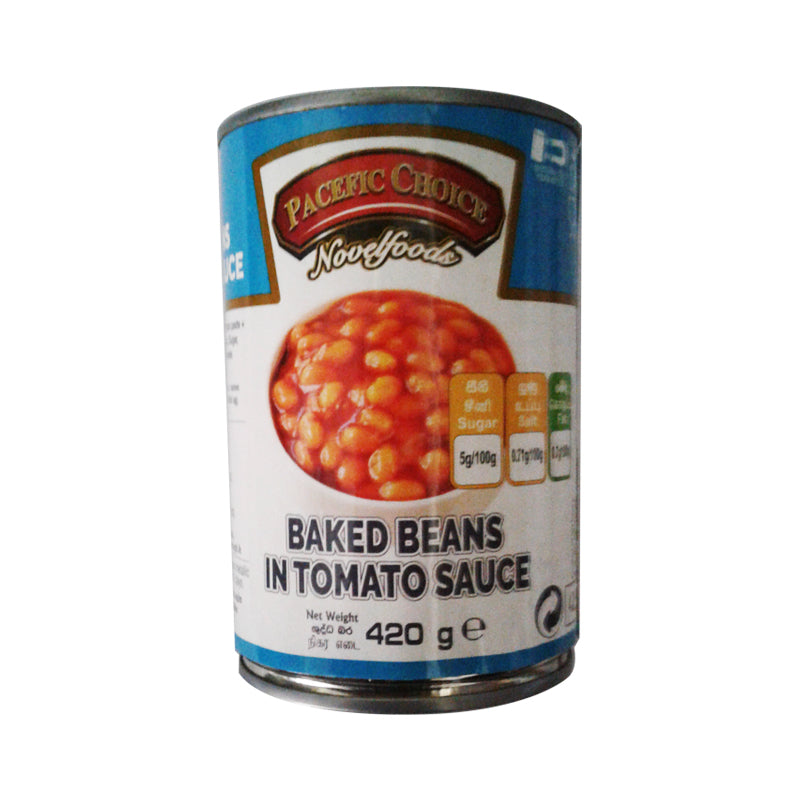 Baked Beans in Tomato Sauce 420g