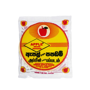 Apple Papadam 60g